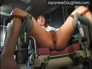 Cute japanese teen anal destroyd shrink from fitting be advantageous to gambol