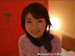 Innocent Shy Asian Pay off Sperm