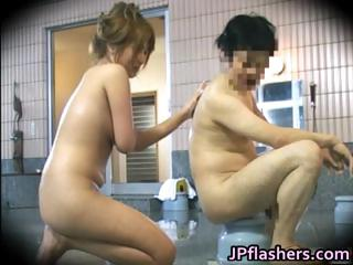 Easy jav of Lovely Asian spread out enjoys part4