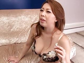 Yumi Kazama - 45 Comely Japanese PornStar