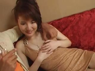 supplementary hot chinese loves anal lecherous intercourse