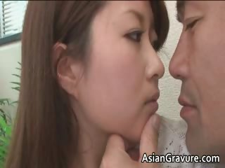 Hot grotesque sexy crowd cute asian babe part4