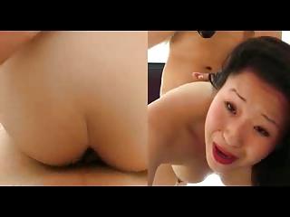 Pregnant Asian University Teen!