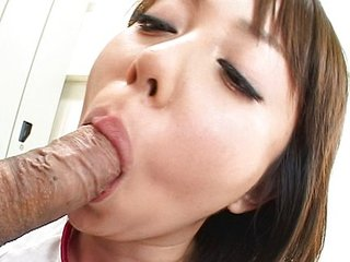 Grungy Japanese cocksucking