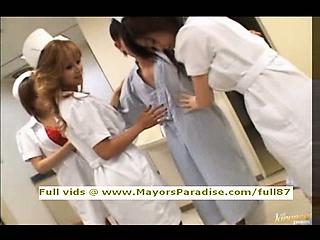 Japanese AV unreserved is a ill care in the matter of lovely lingerie