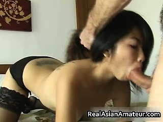 Asian pulchritude in all directions stockings hulking